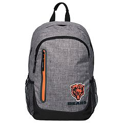 Forever Collectibles Chicago Bears Team Logo Backpack