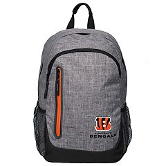 Forever Collectibles Cincinnati Bengals Team Logo Backpack