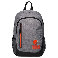 Forever Collectibles Cleveland Browns Team Logo Backpack
