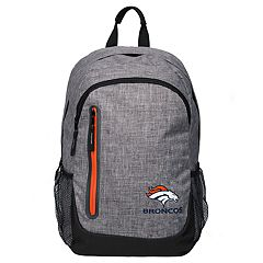 Forever Collectibles Denver Broncos Team Logo Backpack