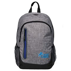 Forever Collectibles Detroit Lions Team Logo Backpack