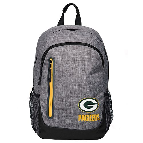 Forever Collectibles Green Bay Packers Team Logo Backpack