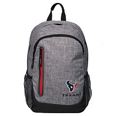 Forever Collectibles Houston Texans Team Logo Backpack