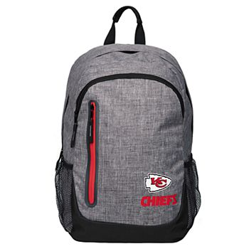 Forever Collectibles Kansas City Chiefs Team Logo Backpack
