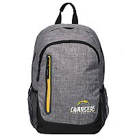 Forever Collectibles Los Angeles Chargers Team Logo Backpack