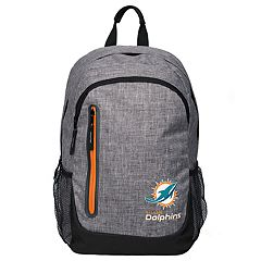 Forever Collectibles Miami Dolphins Team Logo Backpack