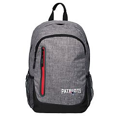 Forever Collectibles New England Patriots Team Logo Backpack