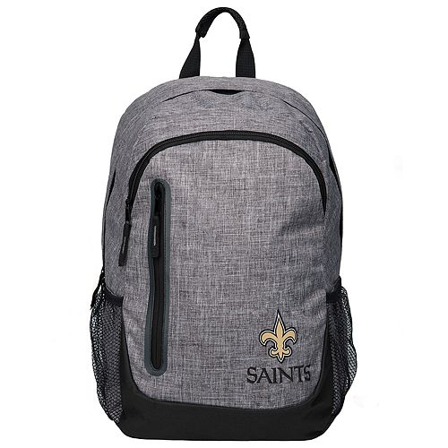 Forever Collectibles New Orleans Saints Team Logo Backpack