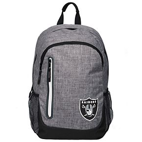 Forever Collectibles Oakland Raiders Team Logo Backpack