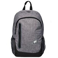 Forever Collectibles Philadelphia Eagles Team Logo Backpack