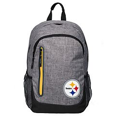 Forever Collectibles Pittsburgh Steelers Team Logo Backpack