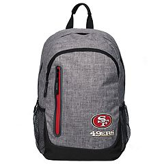 Forever Collectibles San Francisco 49ers Team Logo Backpack