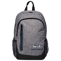Forever Collectibles Seattle Seahawks Team Logo Backpack