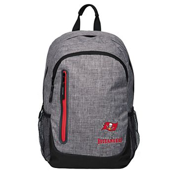 Forever Collectibles Tampa Bay Buccaneers Team Logo Backpack