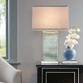 Madison Park Signature Honeycomb Table Lamp