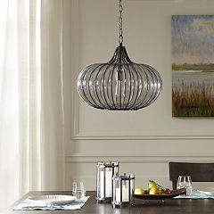 Madison Park Abbey Round Pendant Lamp