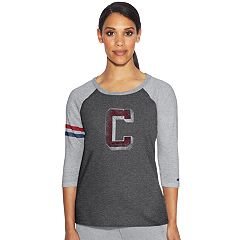 Women's Champion Heritage Slub Raglan Graphic Tee