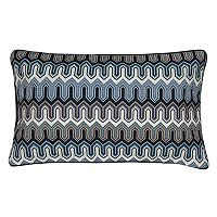 Spencer Home Decor Anapolis Geometric Oblong Throw Pillow