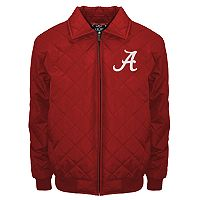 Adult Franchise Club Alabama Crimson Tide Clima Full-Zip Jacket