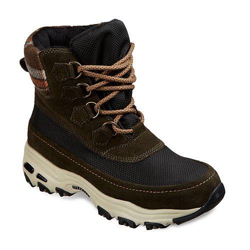 Skechers D'Lites TBD Women's Waterproof Winter Boots