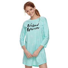 Juniors' SO® Graphic Sleepshirt