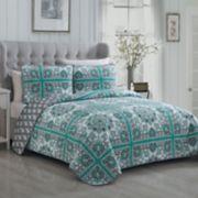 Della 3-piece Quilt Set
