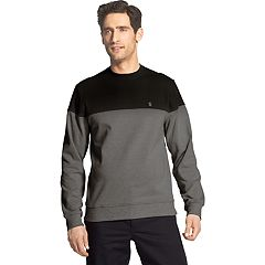 Men's IZOD Advantage Colorblock SportFlex Performance Stretch Fleece Sweatshirt