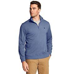 Men's IZOD Advantage SportFlex Performance Stretch Fleece Quarter-Zip Pullover