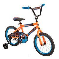 Kids Huffy Pro Thunder 16-Inch Bike