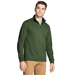 Men's IZOD Nauset Light Classic-Fit Quarter-Zip Pullover