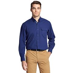 Men's IZOD CoolFX SportFlex Button-Down Shirt
