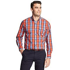 Men's IZOD CoolFX SportFlex Button-Down Shirt