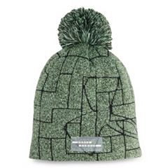 Women's Under Armour Geometric Pattern Pom-Pom Beanie