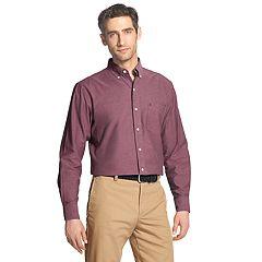 Men's IZOD Newport Oxford Classic-Fit Button-Down Shirt