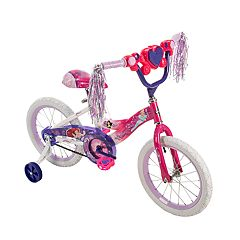 Disney's Princess Kids 16-Inch Bike with Handlebar Magic Mirror by Huffy