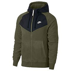 Men's Nike Cheveron Full-Zip Hoodie
