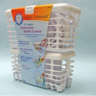 Prince Lionheart The Complete Dishwasher Basket System