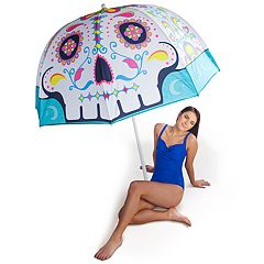 Big Mouth Inc. Sugar Skull Umbrella
