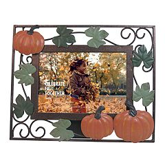 Celebrate Fall Together Pumpkin 4' x 6' Frame