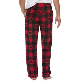 Men's Croft & Barrow® Microfleece Sleep Pants