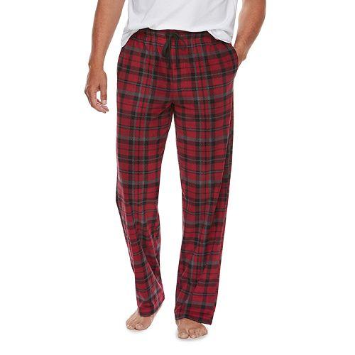 Men's Croft & Barrow® Microfleece Lounge Pants