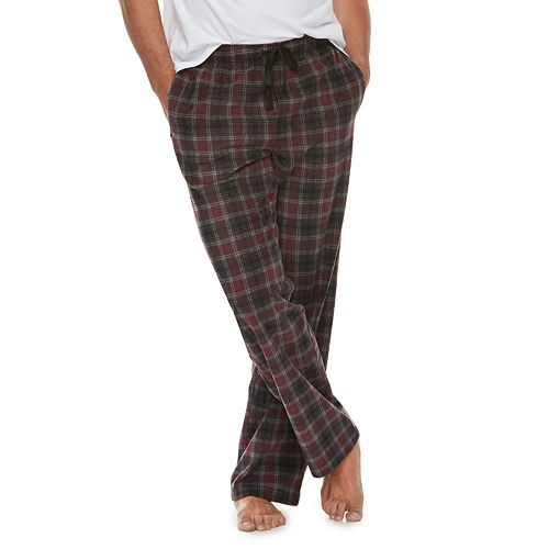 Men's Croft & Barrow® Microfleece Sleep Pants