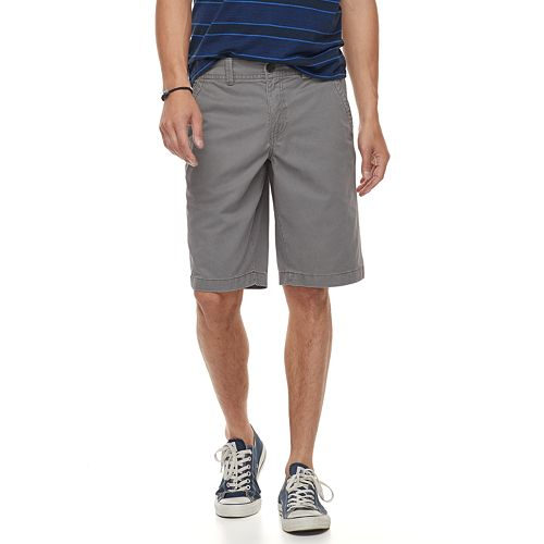 Men's Urban Pipeline™ Ultimate Twill Flat-Front Shorts