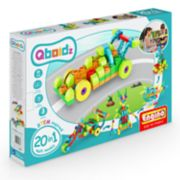 Engino Qboidz 20-In-1 Multi Models Building Set