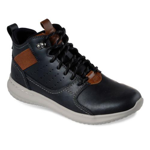 Skechers Delson Venego Men's ... High Top Sneakers