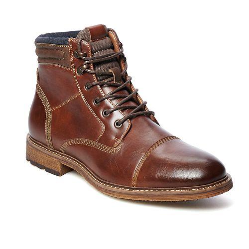 SONOMA Goods for Life™ Sheldon Men's Ankle Boots