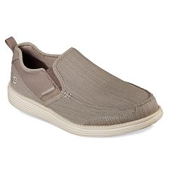 Skechers Relaxed Fit Status Delton Men's Loafers