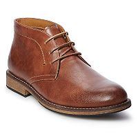 Deals on SONOMA Goods for Life Bayport Mens Chukka Boots