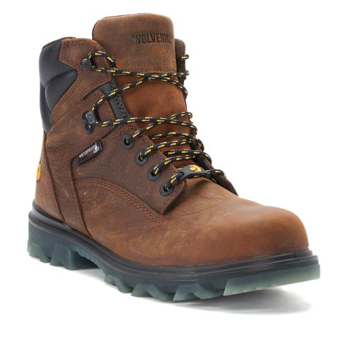 Wolverine I-90 EPX CarbonMAX ... Men's Waterproof Composite Toe Work Boots