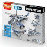 Engino 16-In-1 Model Aircraft Building Set